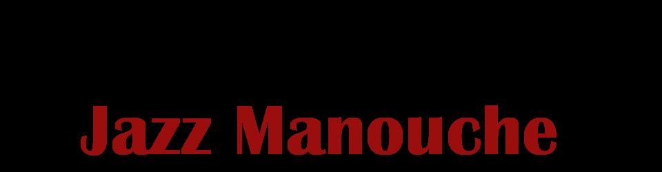 Logo apprendre le jazz manouche