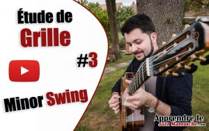 Étude de grille #3: Minor Swing