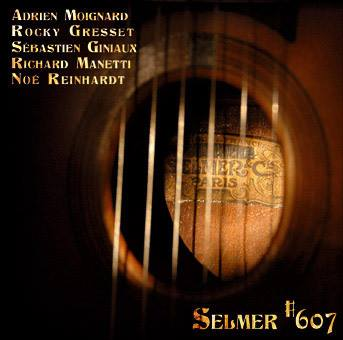 Selmer #607 volume 1 - Jazz manouche