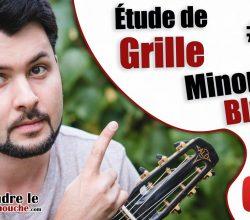 Étude de grille #4 – Minor Blues (Django Reinhardt)