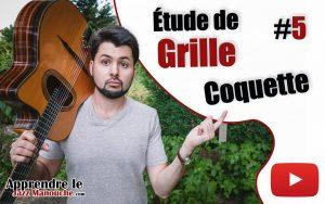 Étude de grille #5 - Coquette