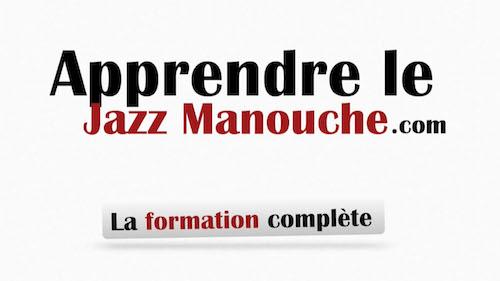 Apprendre le jazz manouche la formation complète