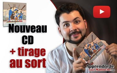 "Nouveau CD ""Standards & Bianca"" + tirage au sort"