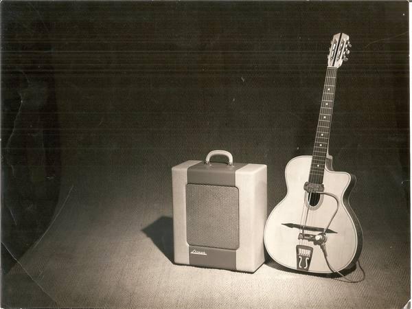 Micro Stimer Yves Guen S 51 guitare selmer