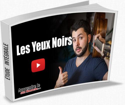 """Découvrez la nouvelle étude intégrale sur """"Les Yeux Noirs"""""""