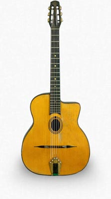 Guitare selmer étude intégrale