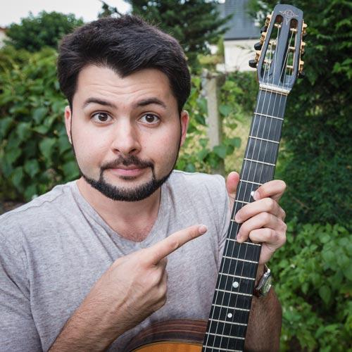 etude intégrale de guitare jazz manouche