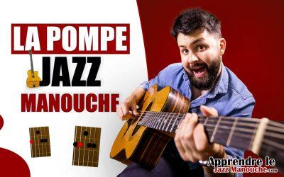 La pompe jazz manouche – 3 choses à savoir