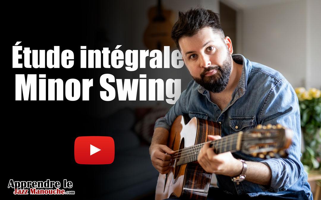 Étude Intégrale – Minor Swing (Django Reinhardt)